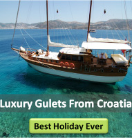 croatia gulet luxury