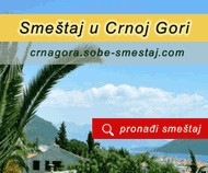 Apartmani i Smestaj u Crnoj Gori