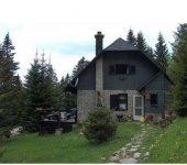 Hut Pokraculja on Rogla Slovenia accommodation